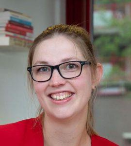 Dietiste Karin Dolle